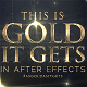 As Gold As It Gets - Awards Broadcast Package - VideoHive Item for Sale
