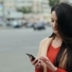 Girl Make Phone Call - VideoHive Item for Sale