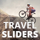 Travel Sliders - GraphicRiver Item for Sale