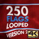 4K Animated Flags Pack v2 - VideoHive Item for Sale