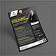 Forex Trader Seminar Flyer - GraphicRiver Item for Sale