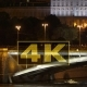 View Of Kremlin At Night In Moscow, Russia - VideoHive Item for Sale