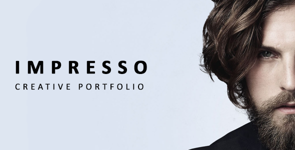Impresso – Simple Sliding Portfolio Template