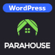 Parahouse - Modern Real Estate WordPress Theme Nulled