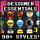Designer Essentials Ultimate Precious Styles Vol.3