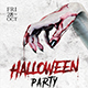 Minimal Halloween Party - GraphicRiver Item for Sale