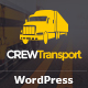 Crewtransport - WordPress Transportation & Logistic Theme - ThemeForest Item for Sale