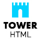 TOWER - Multipurpose HTML Template for Creative Business and Startups Nulled