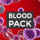 Flying Through Blood Vessel with Blood Cells - VideoHive Item for Sale