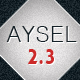 Aysel - Responsive WordPress Blog Theme Nulled