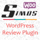 Simos - WordPress Review Plugin