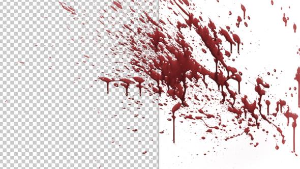 Real Blood Splash Prekeyed 04