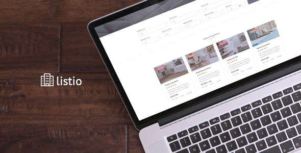 Listio – Real Estate HTML Template