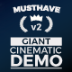 Giant Cinematic Demo - VideoHive Item for Sale
