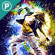 Sparkler Explosion Photoshop Action - GraphicRiver Item for Sale