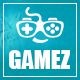 Gamez - Games, Movie, Music Review and Editorial WordPress Theme - ThemeForest Item for Sale