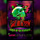 HalloweeN - Night Of The Damned V2 - GraphicRiver Item for Sale