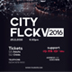City Flckv Flyer - GraphicRiver Item for Sale