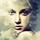 Cloud Rising Art Photoshop Action - GraphicRiver Item for Sale