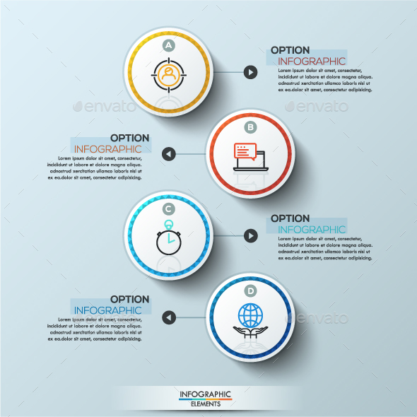 Abstract Infographic Templates from GraphicRiver (Page 11)