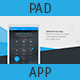 Flat Pad Application Animated Presentation - VideoHive Item for Sale
