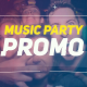 Music Party Promo - VideoHive Item for Sale