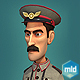 Officer Character - 3DOcean Item for Sale