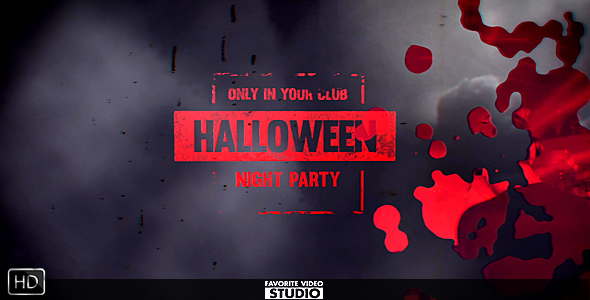 Best Horror Halloween After Effects Templates Envato Forums - Coming soon after effects template