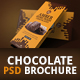 Chocolate Brochure Design - GraphicRiver Item for Sale