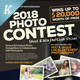 Photo Contest Flyer Templates - GraphicRiver Item for Sale