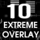 Extreme Overlays Pack - VideoHive Item for Sale
