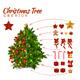 Christmas Tree Design Decoration Creator - GraphicRiver Item for Sale