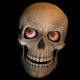 Scary Skull Transition - VideoHive Item for Sale
