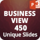 Business view PowerPoint Presentation Bundle - GraphicRiver Item for Sale
