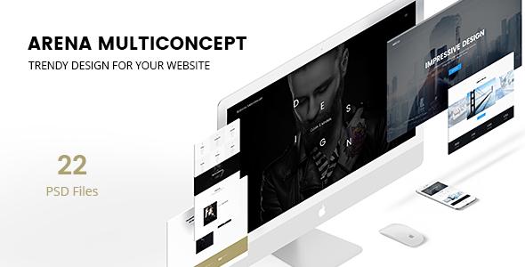 Arena – Multi-Concept PSD