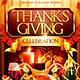 Thanksgiving Celebration Flyer V2 - GraphicRiver Item for Sale