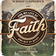 Faith | Poster - GraphicRiver Item for Sale