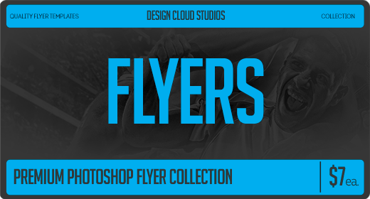 Flyers - Design Cloud