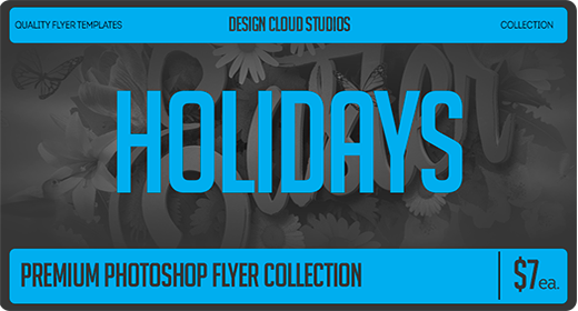 Holidays - Design Cloud
