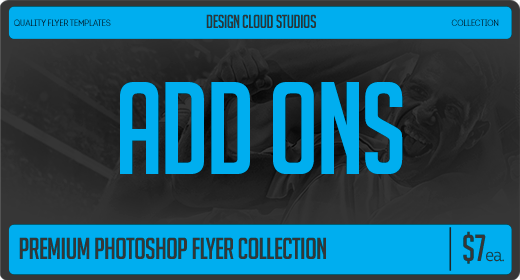 Add Ons - Design Cloud
