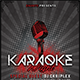 Karaoke Night Flyer Template - GraphicRiver Item for Sale