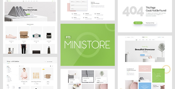 Lexus Ministore - Powerful Opencart theme for Furniture & Decor shop - OpenCart eCommerce