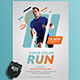 Run Fest Flyer - GraphicRiver Item for Sale