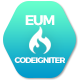 PHP Login and User Management with Codeigniter - HMVC
