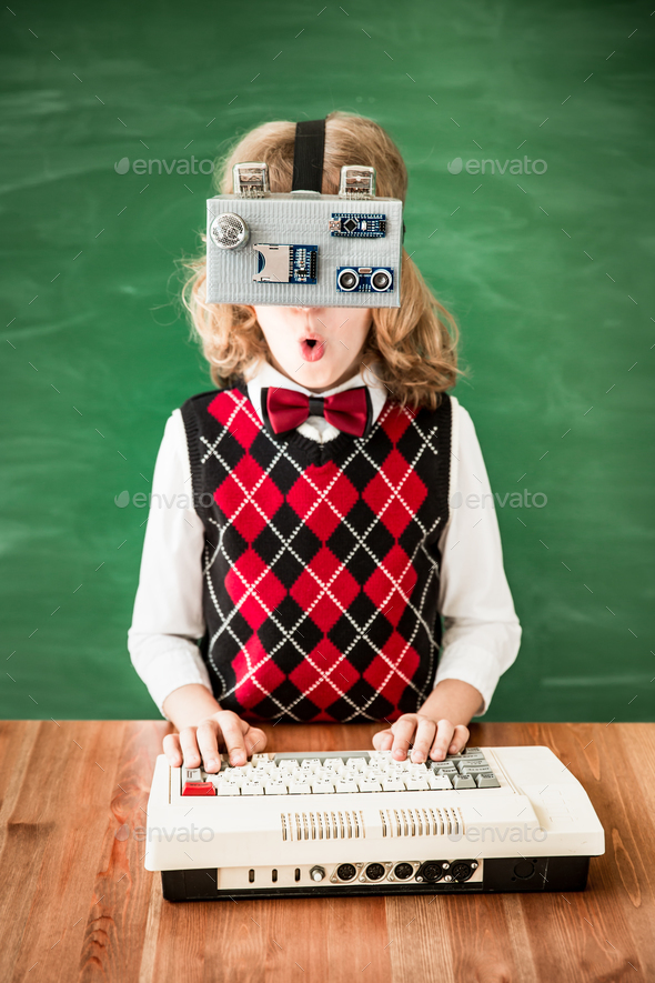 Innovation technology and education concept - Stock Photo - Images