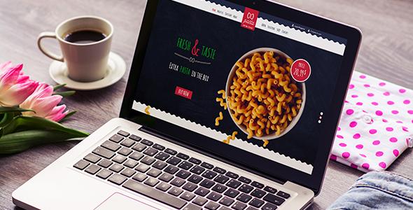 Pasta – food theme