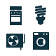 Home Smart Home (50 icons) - GraphicRiver Item for Sale