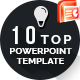 10 Top Powerpoint Template Bundle - GraphicRiver Item for Sale
