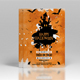 Halloween Party Flyer Template-V06 - GraphicRiver Item for Sale