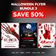 Halloween Flyer Bundle 3 - GraphicRiver Item for Sale